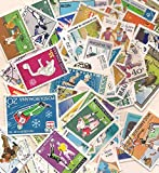 THEME ~ SPORTS ~ 50 Different STAMPS ~ A...