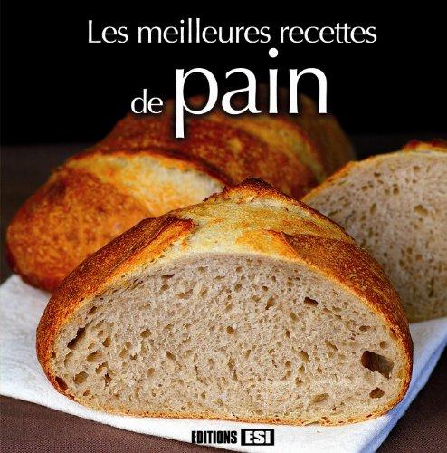 Les meilleures recettes de pain par Sylvie Aït-Ali