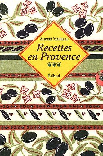 Coffret Voyages gourmands : 2 volumes : Recettes en Provence ; Cuisine et Ftes en Provence