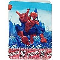 Mercatohouse - Colcha Bouti Infantil Spiderman - Producto Oficial Marvel