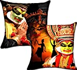 """""""VICEROY"""" Cushion Covers are made from Premium Quality Fabric. These products are carefully hand finished to add charm to your living room, lounge or bedroom. Brand put its all efforts to Make Non Complain-Able & Hazardous Dyes free Products. All..."""