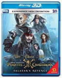 Pirates Of The Caribbean: Salazar's Revenge - 3D BD