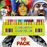 JamBer crayones de pintura de cara 16 colores - Best Reviews Guide