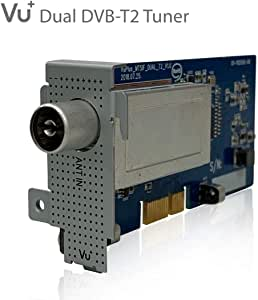 Vu Dvb T2 Dual Tuner Uno 4k Uno 4k Se Elektronik