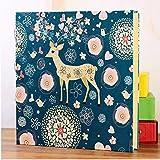 Album De Fotos 6 Pulgadas 520 Intersticial Álbum Conmemorativo De Crecimiento De Los Niños Que Anuncian Portada Creativa Plum Deer 520