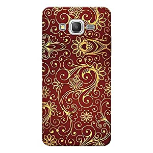 Mobile Back Cover For Samsung Galaxy Grand Prime (Printed Designer Case)