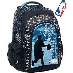 NBA - Mochilla para la escuela o para el tiempo libre - 75031