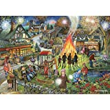 """1000 Piece Jigsaw Puzzle - Autumn Green """"NEW JULY 2014"""""""