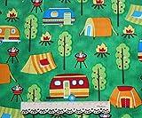 Stoff Cojin Caravan Fenster oder Bad Wohnwagen Camping