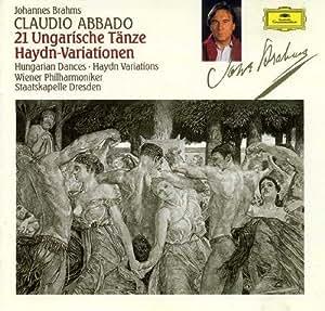 Brahms: 21 Hungarian Dances; Haydn-Variations