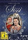 """Sissi Trilogie - Juwelen-Edition + Dokumentarfilm """"Romy Schneider - Portrait eines Gesichts"""" [3 DVDs + 3 Blu-rays + Doku-BD] -"""