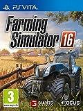 Cheapest Farming Simulator 2016 (Playstation Vita) on PlayStation Vita