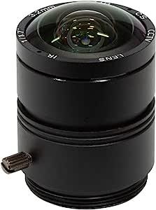 Arducam Cs Objektiv Für Raspberry Pi Hq Kamera 120 Kamera