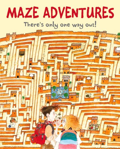 Maze Adventures: There's Only One Way Out!