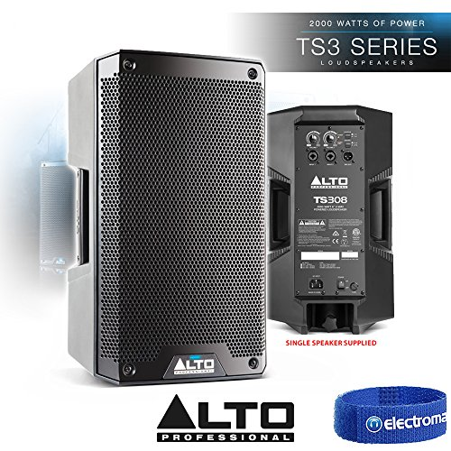 Alto Professional Ts212s Coque rembourr/é /à enfiler Coque pour Truesonic Ts212s puissant Caisson de basses