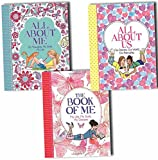 All About Me Ellen Bailey Journal 3 Books Collection Pack Set (All About Me, The Book of Me,All About Us)