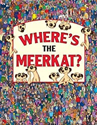 Where's the Meerkat? by Moran, Paul (2012) Hardcover