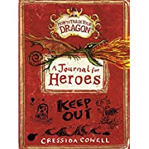 A Journal for Heroes (How To Train Your Dragon, Band 1)