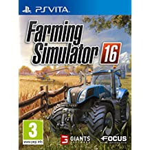 Farming Simulator 2016 [Importación Inglesa]