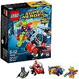LEGO - 76069 - DC Comics Super Heroes  - Jeu de Construction - Mighty Micros : Batman contre Killer Moth