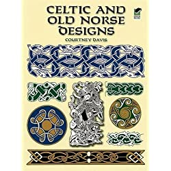Celtic and Old Norse Designs (Dover Pictorial Archives) (Dover Pictorial Archive Series)