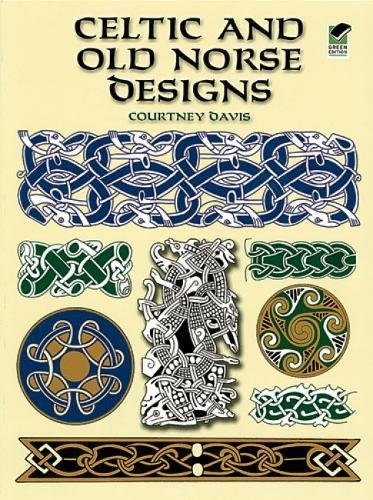 Celtic and Old Norse Designs par Courtney Davis