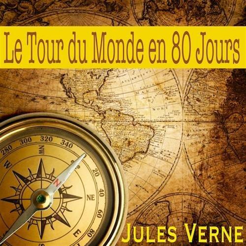 Le tour du monde en 80 jours : Texte et son