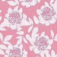 Confezione da 50 tovaglioli di alta qualità, sensazione lino collezione Royal, piega 1/4, 40 x 40 CM, colore: rosa fucsia