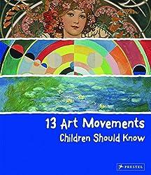 13 Art Movements Children Should Know