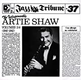 The Indispensable Vol. 3/4 (2cd) by Artie Shaw (1995-03-13)