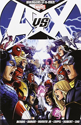 Avengers Vs. X-men por Brian Michael Bendis