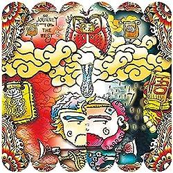 6 Stück Journey to the West Paper Clips Magnet Lesezeichen Chinesische Kultur
