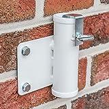 Videx-Sonnenschirmhalter für die Wand