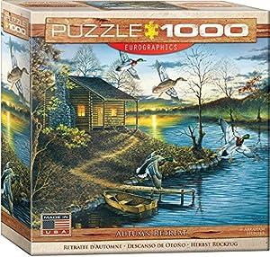 Eurographics 8000-0862 - Puzzle (1000 Piezas)