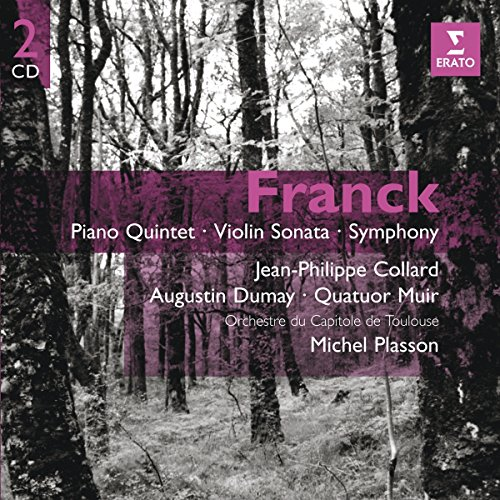 Franck: Symphony, Symphonic Variations etc Test