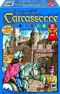Schmidt Spiele Carcassonne. Spiel des Jahres 2001