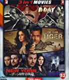 D Day/Ek Tha Tiger/New York