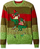 Trex Party Ugly Christmas Sweater