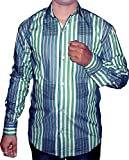 Purnima Men's Casual Shirt (100119_Multi...