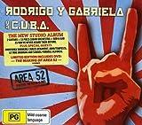 C.U.B.a. Rodrigo Y Gabriela: Area 52 (Audio CD)