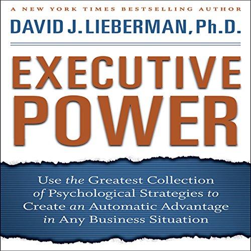 Executive Power  Audiolibri