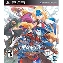 BlazBlue: Continuum Shift Extend [Importación alemana]