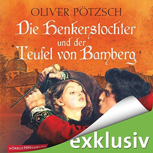 Buchseite und Rezensionen zu 'Die Henkerstochter und der Teufel von Bamberg' von Oliver Pötzsch