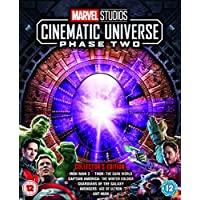 Marvel Studios Collector's Edition Box Set – Phase 2 Blu-ray