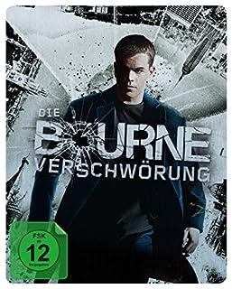 Die Bourne Verschwörung - Steelbook [Blu-ray] [Limited Edition]