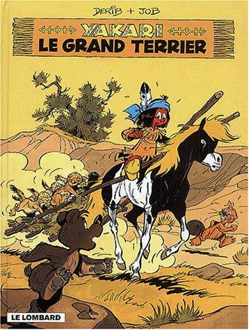 Fan de BD !, Yakari, tome 10 : Yakari et le Grand Terrier