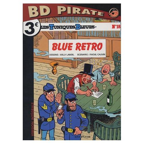 Les Tuniques Bleues, Tome 18 : Blue Retro