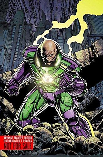 Lex Luthor A Celebration of 75 Years HC