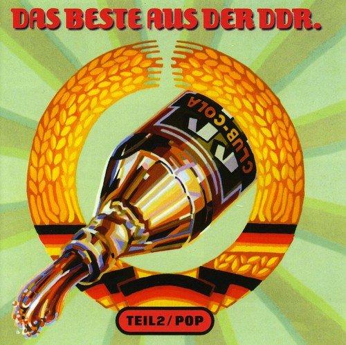 Preisvergleich Produktbild Das Beste aus der DDR, Teil 2: Pop