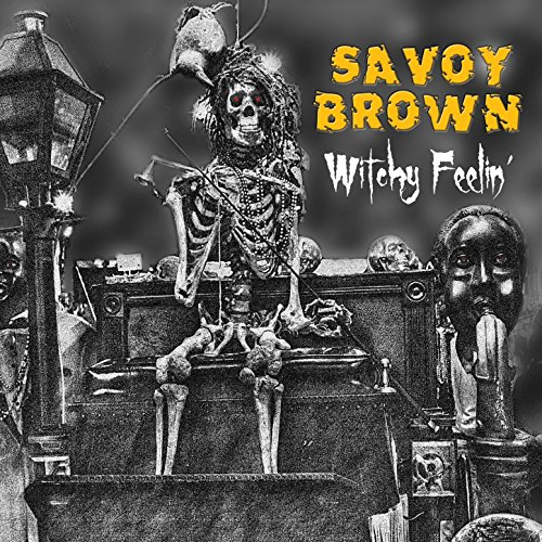 Brown Mp3 (Witchy Feelin´)